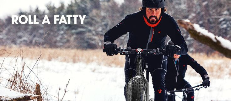 A snow bike is the perfect way to still get out and ride during the winter months. The Farley Fat Tire Bike allows you to ride even after the most treacherous of snowfalls.