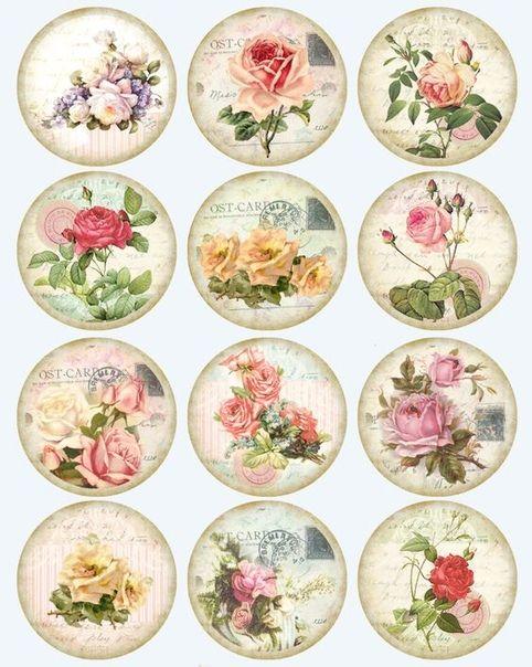 Коллекция картинок для пищевой печати