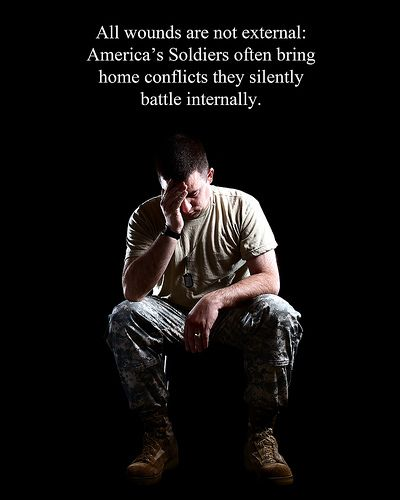 ptsd stigma in military personnel Ptsd in veterans: impact of ptsd on military personnel and war veterans and their families.