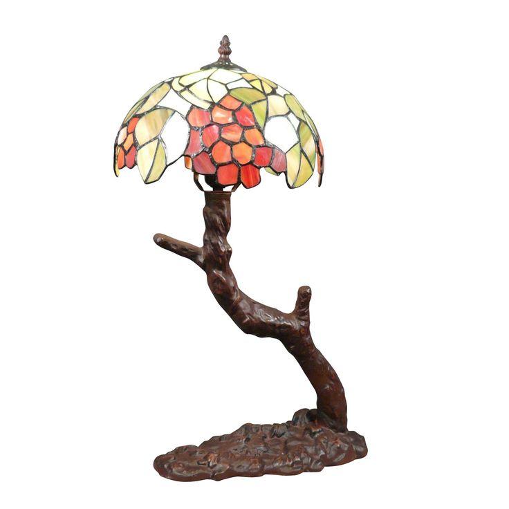 Baumförmige Tiffany-Lampe  # Tiffany lampen