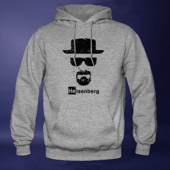 Heisenberg Breaking Bad Unisex Sweatshirt by parenholly on Etsy, $29.99