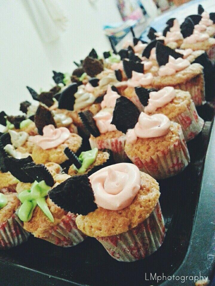Mini cupcakes!