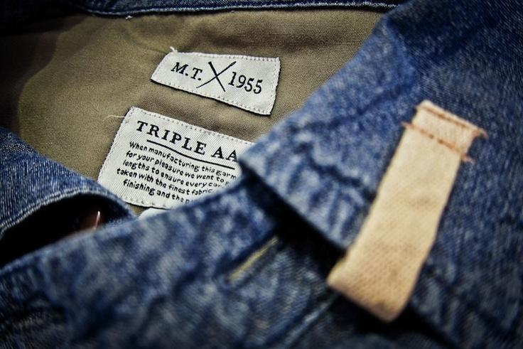 mister trickett woven label designs