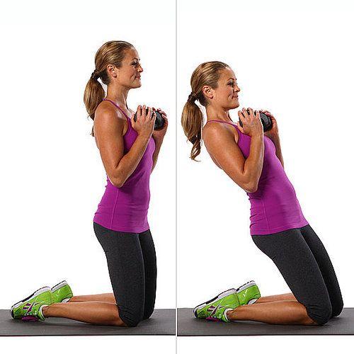 Abdominal exercises - no crunches
