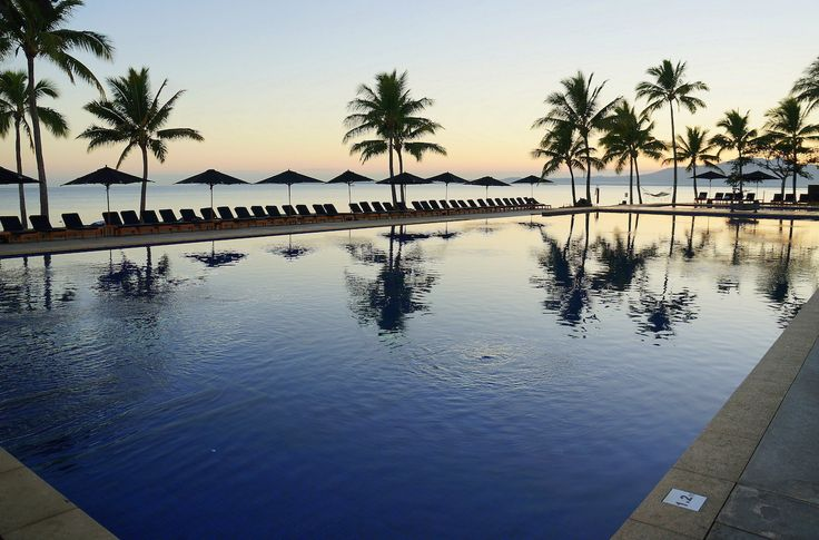 Where to Stay in Fiji – Hilton Fiji Beach Resort
