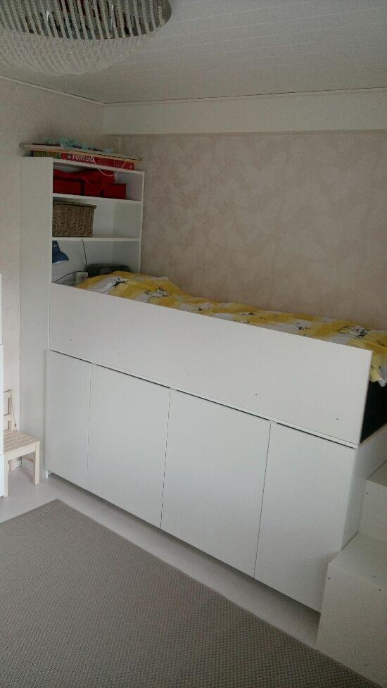 Wow, The Amount Of Storage Under This Kidu0027s Storage Bed