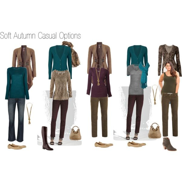 Soft Autumn Casual Options