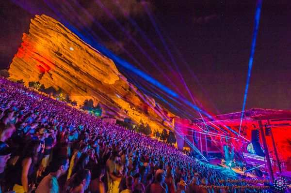 10 Things You Will Only See In Colorado | The best amphitheater in the world