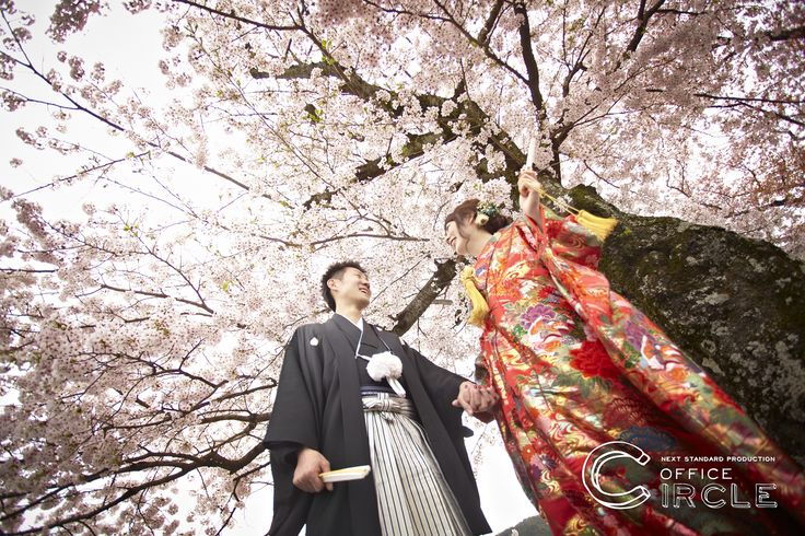 【和装ロケーションフォト 京都】 京都にて和装前撮り。 #桜 #京都 #kyoto #ロケーションフォト #前撮り #和装 #kimono #結婚式 #ウェディング #wedding #weddingphoto