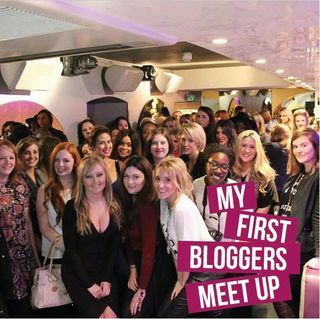 Saturday 31st January | My First Bloggers Meet Up!