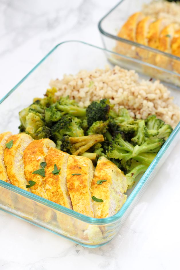 Fancy magazine worthy meals are great, don't get me wrong. But when it comes down to just getting through the work week, sometimes you need something that's simple to make, practical to store, and healthy! I spent years trying to get my meal prep routine on point with fussy recipes I pulled from magazines and …