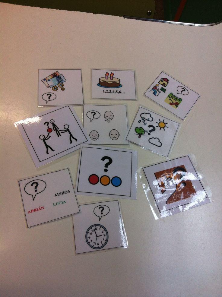 La clase de hablar: La caja de las preguntas