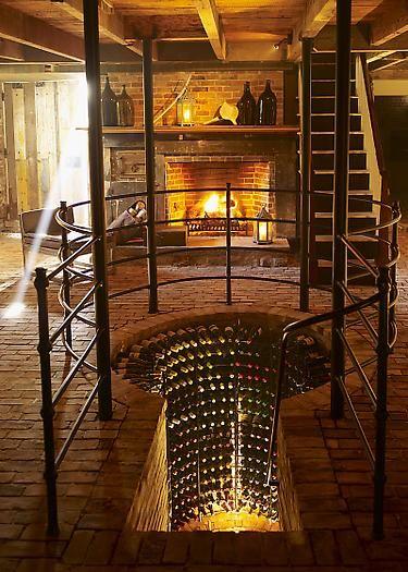 The wine cellar of wine cellars!!