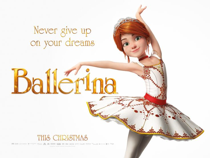 Return to the main poster page for Ballerina (#2 of 3)