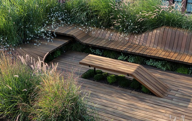 Wooden Living-Roof Built With Japanese Joinery Techniques Uses Zero Screws,Cortesía de J.Roc Design