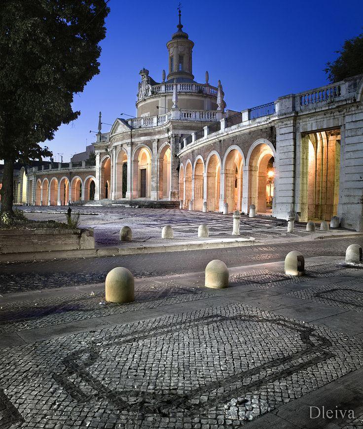 Iglesia de San Antonio, Aranjuez, Madrid, ES / © Dleiva