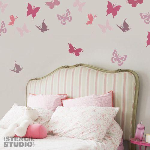 Baby Nursery Stencil Patterns - Bing Images