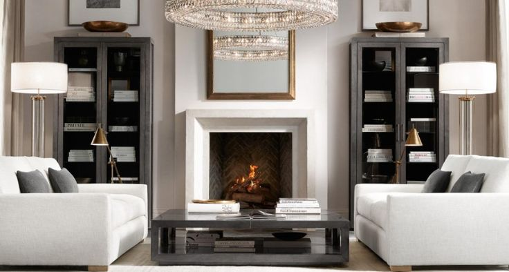 9 Modern Sofas By Restoration Hardware That Will Steal Your Attention | Living Room Ideas. White Sofa. #modernsofas #livingroomset #whitesofa Read more: http://modernsofas.eu/2016/11/24/modern-sofas-restoration-hardware-steal-attention/