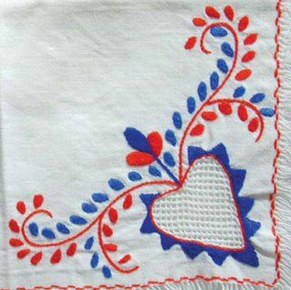 Viana's embroidery