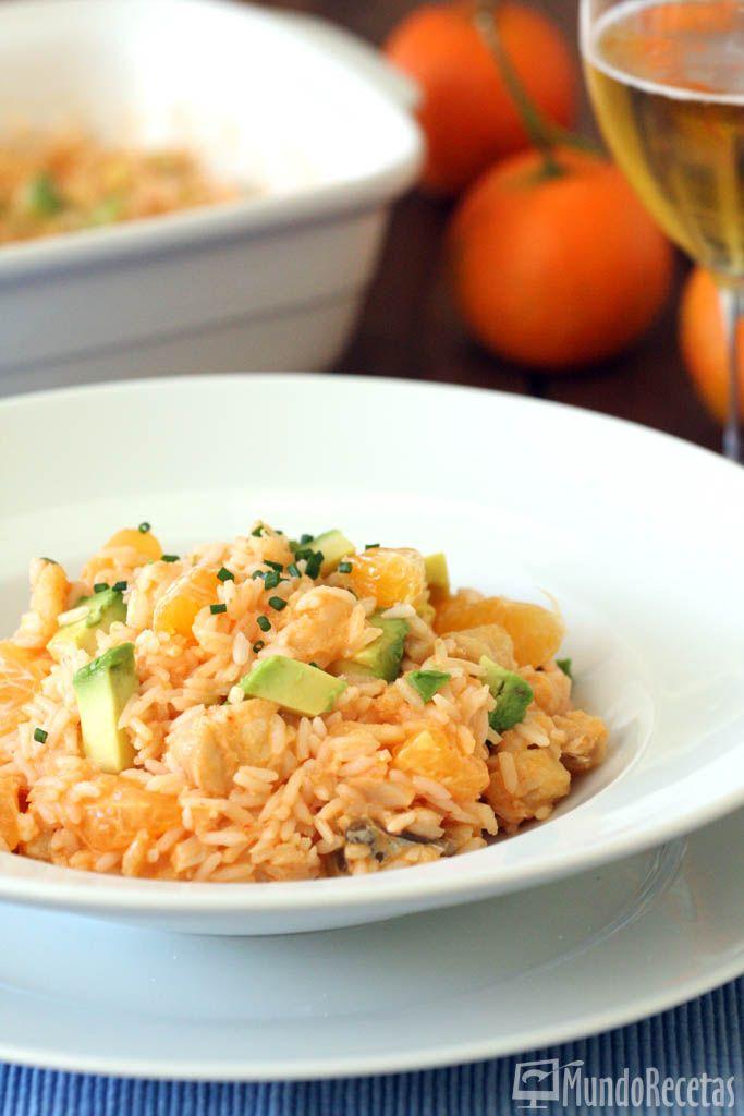 13 best recetas de cocina ensaladas images on pinterest - Ensalada de arroz con atun ...