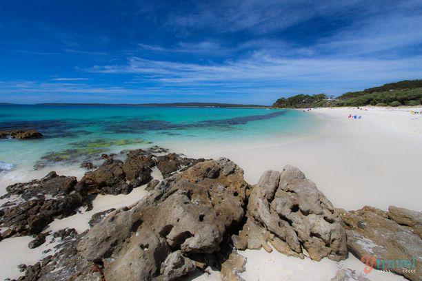 Greenfield Beach, Jervis Bay, Australia