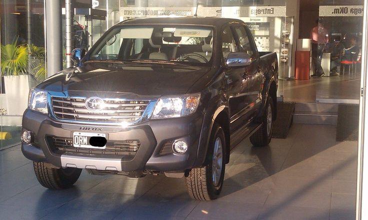 Toyota Hilux 4x4 2015nafta/gnc 26.000 Kms Motor 2.7l Vvt-i - Año 2015 - 26000 km - en Mercado Libre