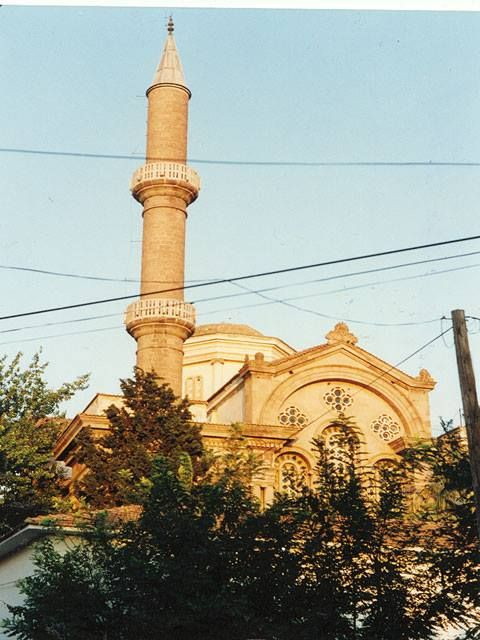 Saint George of Ayvali. It has since been converted into a mosque.