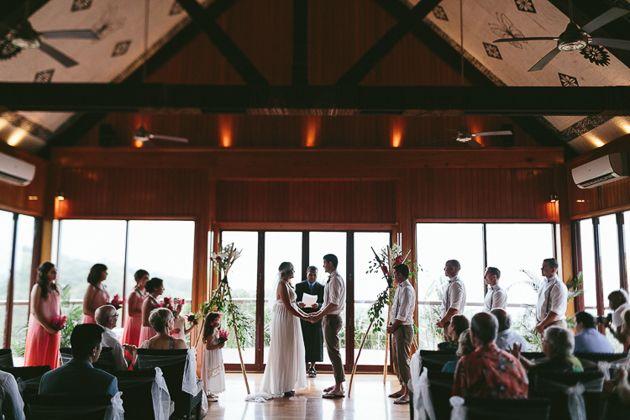 Bula Bride – Fiji Destination Wedding Blog // Jay + Renee – Outrigger Fiji Wedding / Captured by Kama Catch Me Photography