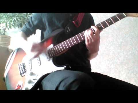 Marilyn Manson - Tainted Love Cover guitar + tabs