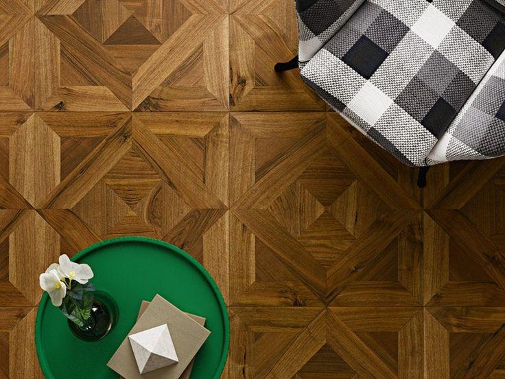 15 best Large Pattern Parquet Flooring images on Pinterest ...
