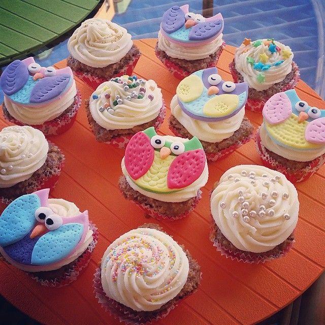 I am a cupcake monster! https://www.instagram.com/eserberktas/