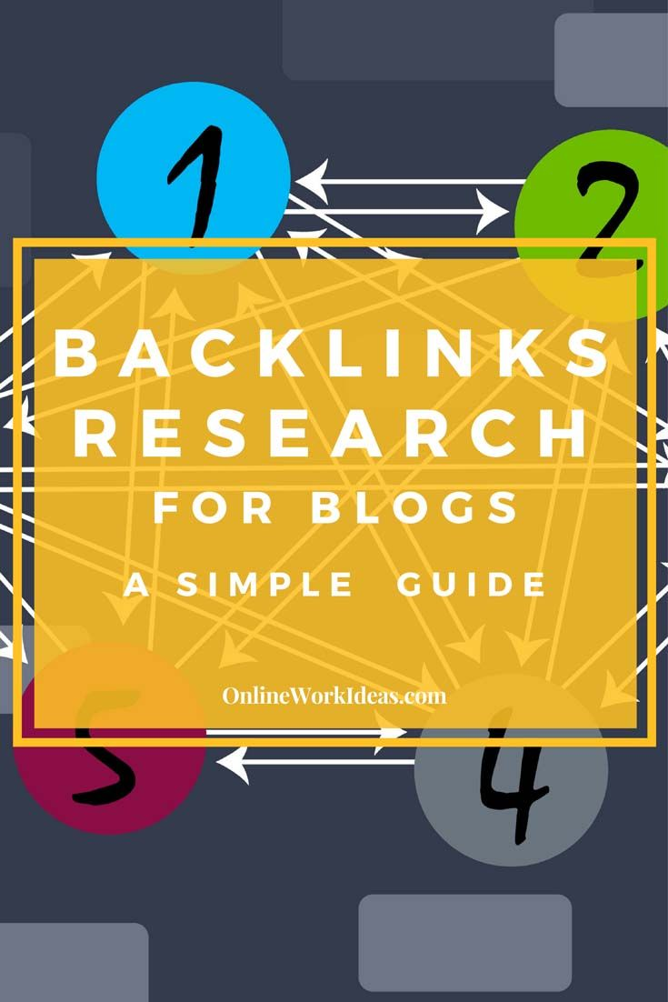 Tutorial on website backlinks building as part of website SEO efforts to increase website traffic. Backlinks from important website's are very important to increase a website's significance and therefore ranking in search engines.