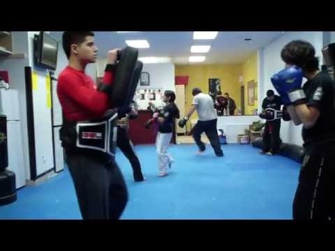 Extreme Martial Arts Muay Thai, check out what some of our guys are doing.