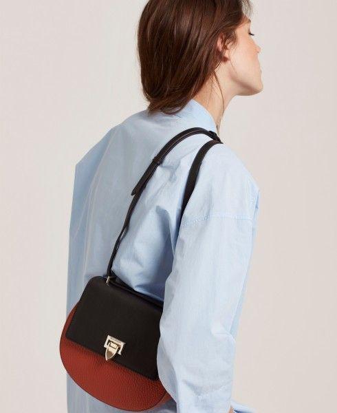 DECADENT AW17 Campaign   Agnes tiny satchel