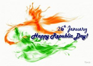 Happy Republic Day to you & your family....