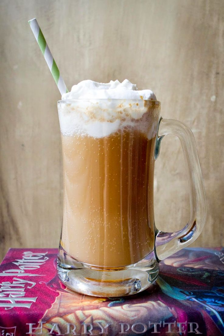 ButterBeer recipe!