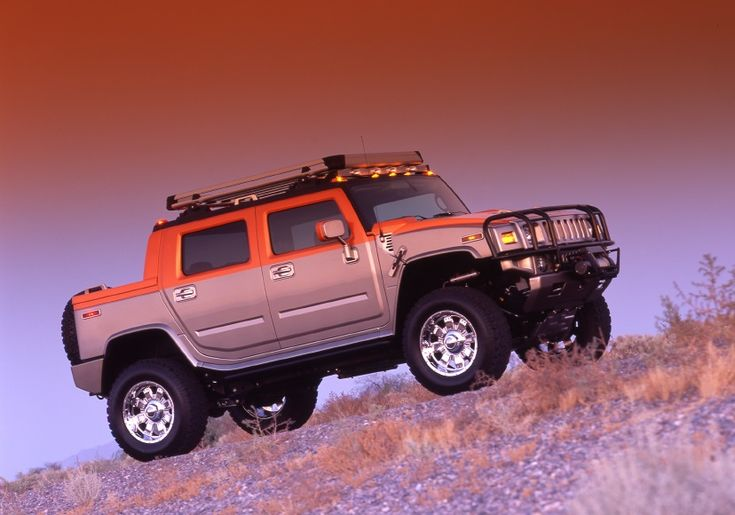 Imagine it's summer vacation. You're on break from your auto mechanic apprenticeship and want to do some off-roading.