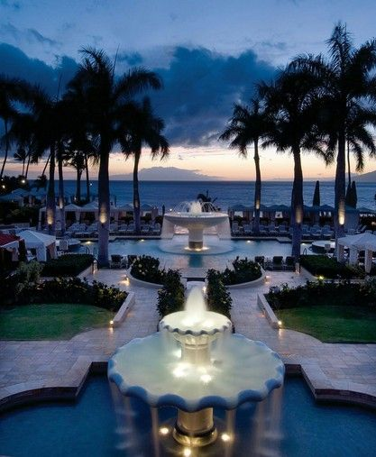 Four Seasons Wailea, Maui.  I have to upload my own pics from here.  Second best hotel I've ever stayed at besides the one in Bora Bora.