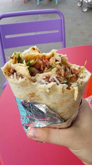 Mission Burrito, Cardiff City Centre (lunch)