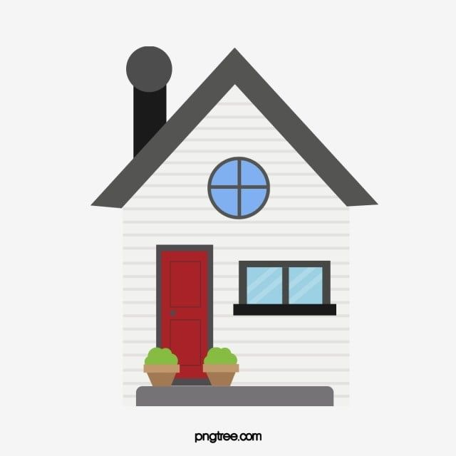 House Building Png And Psd Building A House Tiny House Rentals Cute Little Houses