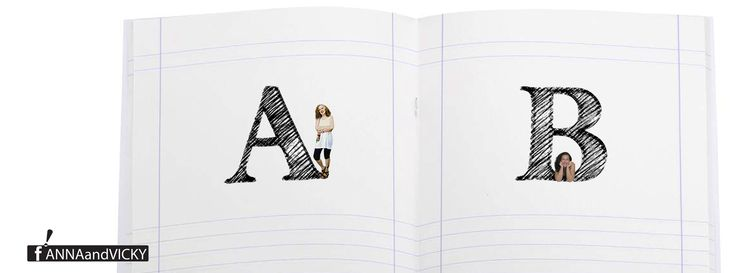 Back to school. Cover #11 • September 2014 ! www.facebook.com/ANNAandVICKY #deign #photography by #ANNAandVicky #backtoschool #alphabet #letters #sketch #blackandwhite #notebook #homework #illustration #visualcommunication