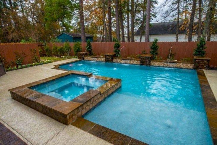31 Pool- und Spa-Design für den Außenbereich  #Außenbereich