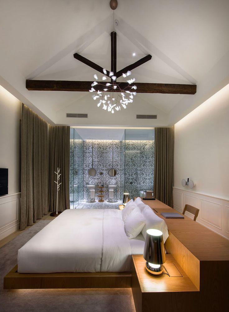 Best 25+ Hotel room design ideas on Pinterest | Modern hotel room, Suite room  hotel and Hotel bedrooms