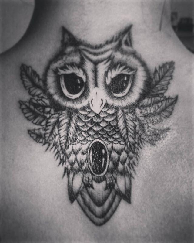 Tattoo*Owl