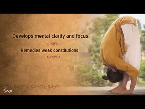 Surya Kriya - Benefits of Practicing Surya Kriya | Isha Hata Yoga