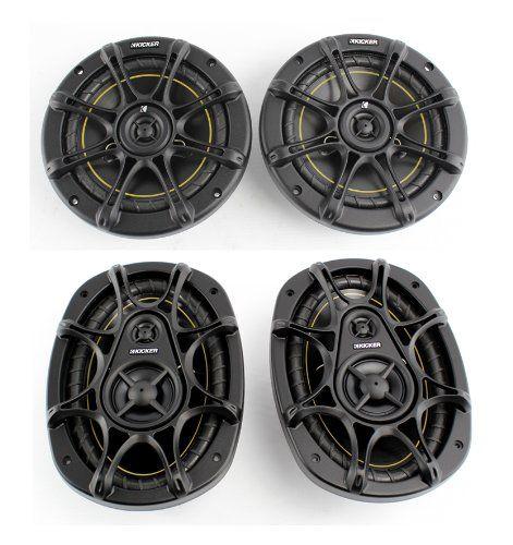 best images about car speaker subwoofer box 2 kicker ds60 6 5 200 watt 2 way 2 kicker ds693
