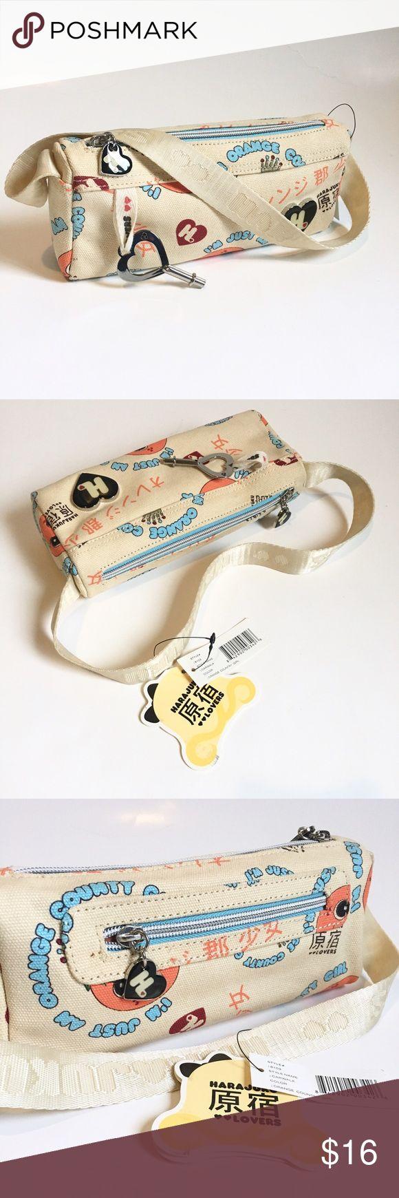 NWT Harajuku Lovers Bag Brand new with tags. Authentic Harajuku Lovers. I someho…