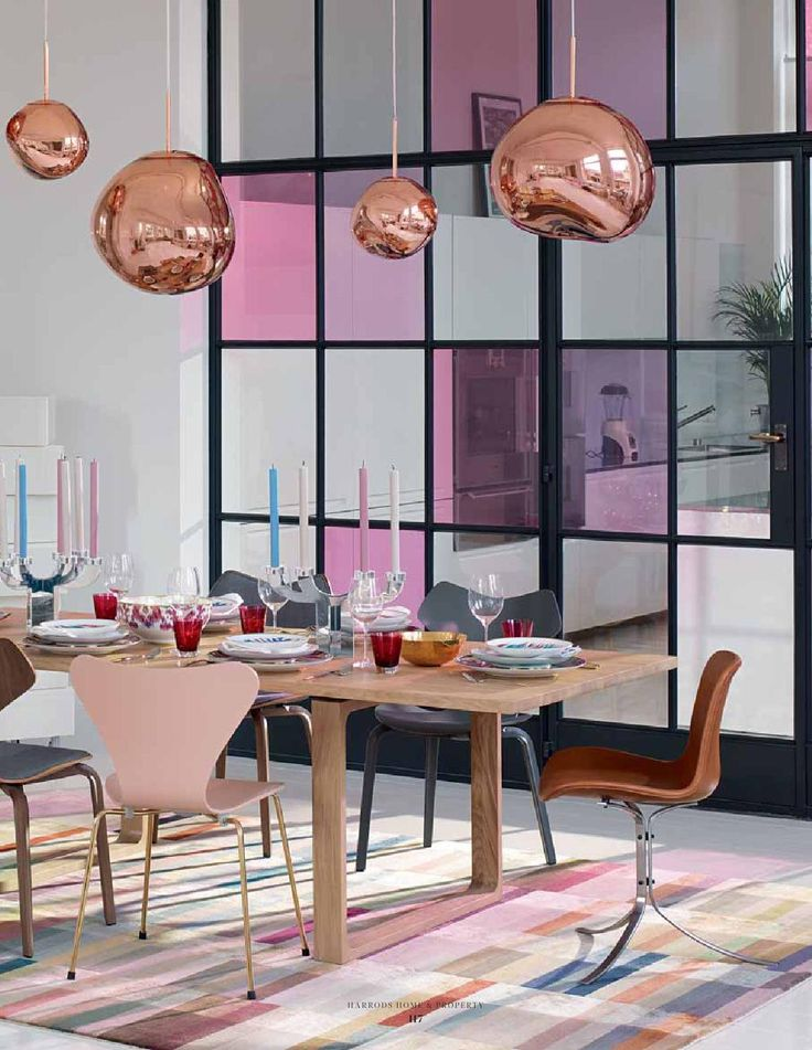 Home and property. Autumn Winter 2015 | Living room table ...