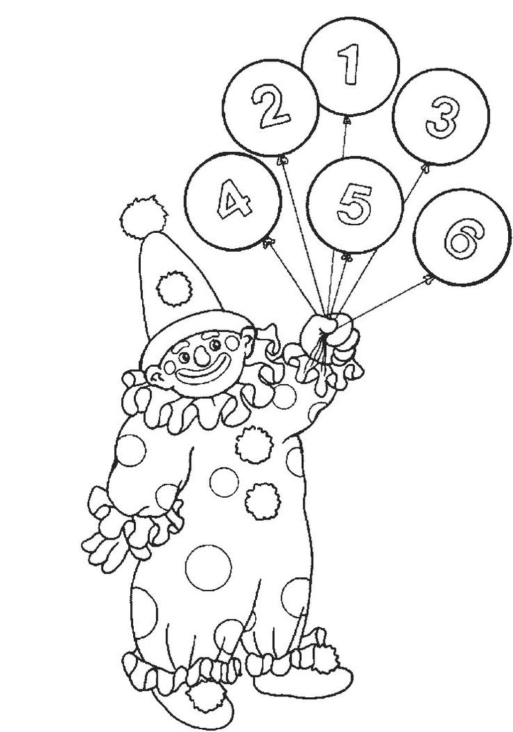 clifford at the circus coloring pages | 17 Best images about Coloriage plus jeune on Pinterest ...