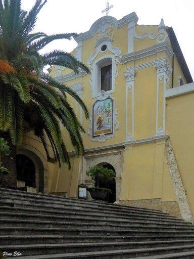 Lamezia Terme Nicastro. Chiesa Santa Maria Maggiore. Calabria. Italy.